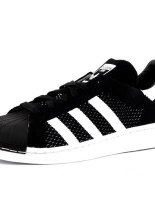 Кроссовки adidas originals superstar primeknit by8706. оригина...