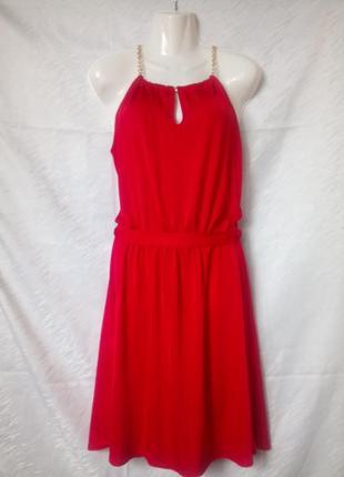 Нежное платье в греческом стиле made in uk