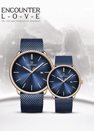 Оригинальные наручные часы мужские-женские Naviforce NF3012