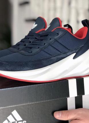 Adidas sharks 🔺 мужские кроссовки адидас шарк