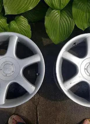 Титановые диски BMW R17