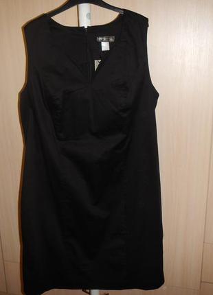 Платье футляр батал b.p.c. р.58-60