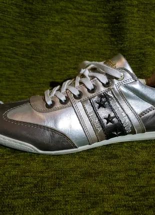 Кроссовки итальянские Pantofola Doro