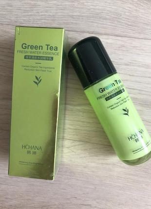 Эссенция для лица с экстрактом зеленого чая liquid essence hch...
