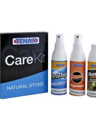 Набор для ухода за натуральным камнем TENAX