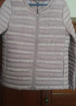 Короткая курточка