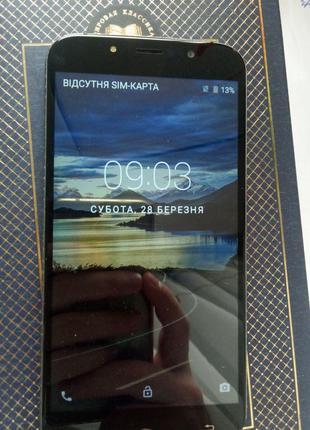 Продам/обмін Bravis Discovery A553 Dual SIM
