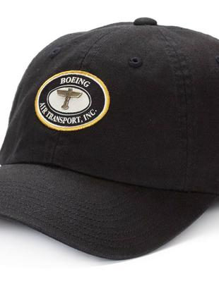 Кепка Boeing Heritage Totem Hat (чорна)
