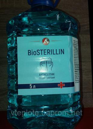 Антисептик BioSTERILLIN 5л