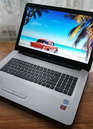 """Ноутбук HP Pavilion 17-x025ur - 17,3"""" -4 Ядра -500Gb -Короб,Докум"""