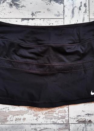 Nike спортивные юбка-шорты