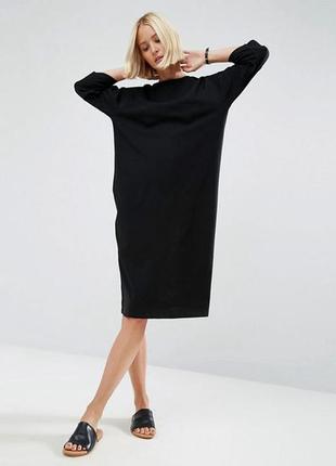 Крутое оверсайз платье asos