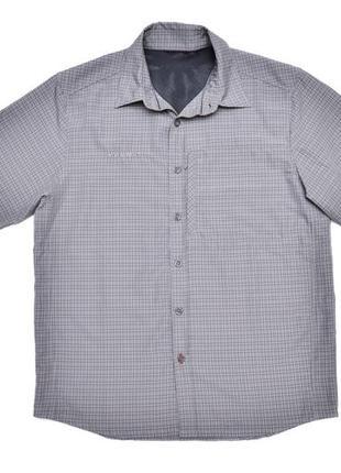 #розвантажуюсь мужская рубашка mammut. размер l