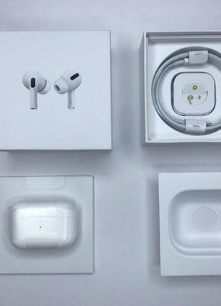 Беспроводные наушники Apple AirPods PRO Bluetooth 5.0 с кейсом(ор