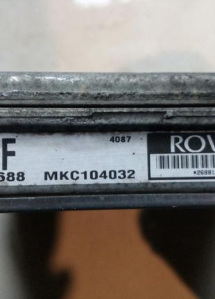 Блок управления двигателя Rover 200 400 MKC104032