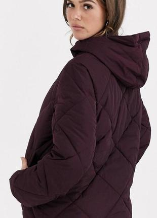 Стильная стёганная куртка курточка оверсайз весенняя пуффер as...