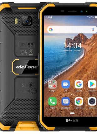 Ulefone Armor X6 2/16GB Black-Orange