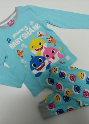 Пижамы для детей 4-5 лет от primark, великобритания