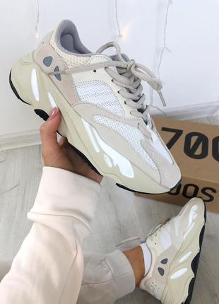 Adidas yeezy boost 700 женские