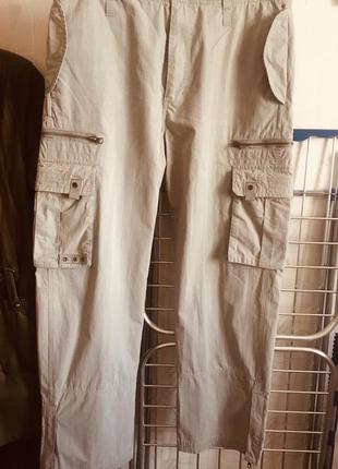 Мужские брюки карго next