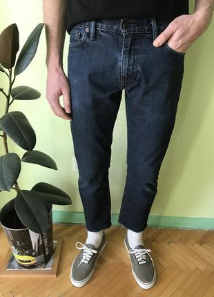 Мужские джинсы levis 504 (501) размер 29, левис, ливайс, lee