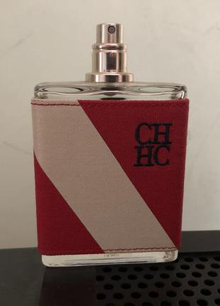 Carolina herrera ch men sport туалетная вода