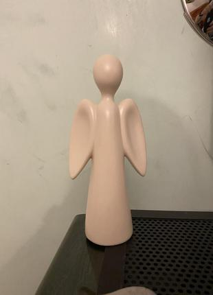 Статуэтка ангел из керамики #пасхавдома