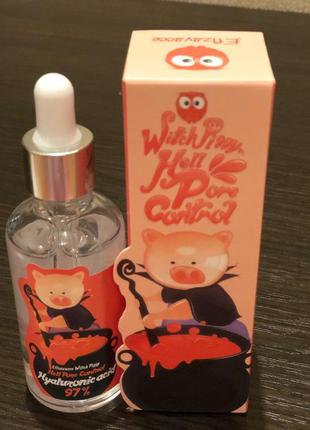 Сыворотка для лица elizavecca witch piggy hell pore control hy...