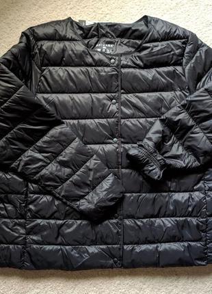 Куртка легкая на синтепоне m l