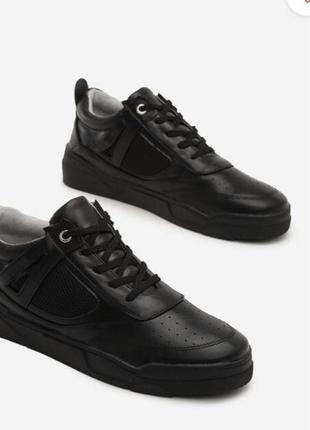 Базовые чёрные кроссовки ! !
