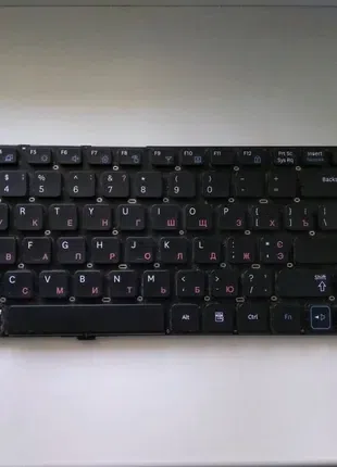 Кнопки клавиатуры ноутбука Samsung