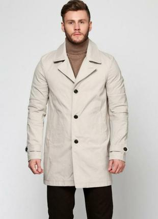 Tommy hilfiger мужское пальто, плащ, тренч оригинал