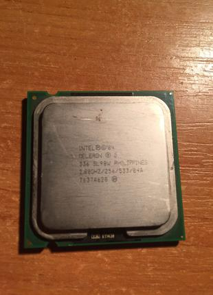 Intel celeron 336 SL98W