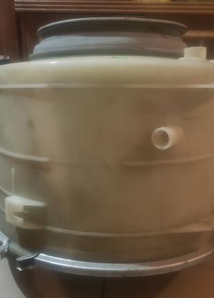 Бак  в сборе із  барабаном  Whirlpool fl5085
