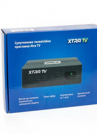 Спутниковый тюнер XTRA TV, УТБ
