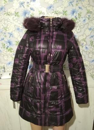 #розвантажуюсь теплая зимняя куртка / пуховик mersi prestige