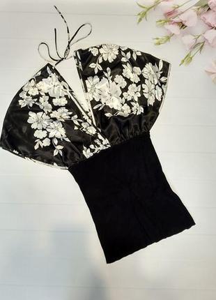 Блузка у японському стилі блуза
