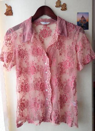 Блузка joanna hope блуза сорочка рубашка футболка