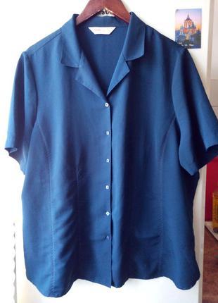 Блуза bonmarche большого размера блузка рубашка сорочка