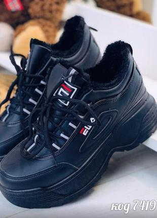 Зимние кроссовки кроссы кроси кросівки зимові черевики ботинки...