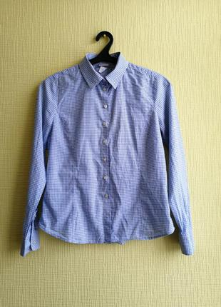 Рубашка в клеточку h&m сорочка в клітику блуза в клітинку блуз...