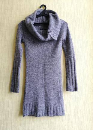 Теплое платье atmoshpere тепле плаття сукня кофта nепла туника...