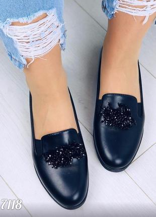 Черные балетки чорні туфлі туфли туфельки балеточки