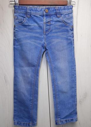 Светло синие джинсы на мальчика фирмы next