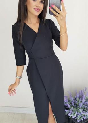 платье / женское платье / костюмное платье