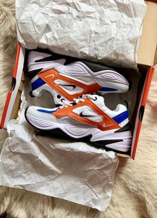 Nike m2k tekno john elliott 🔺унисекс  кроссовки найк м2к текно