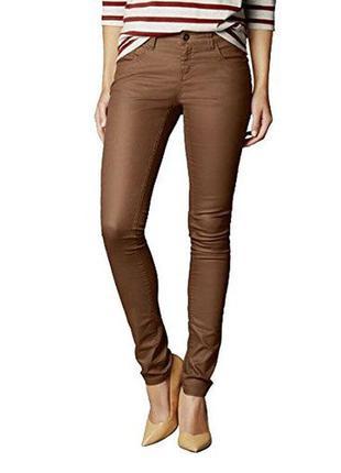 Брюки женские стрейч esmara джеггинсы джинсы