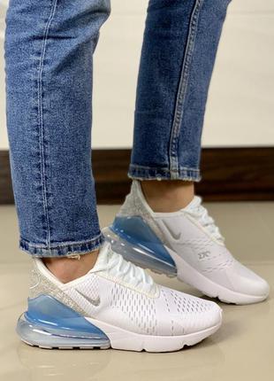 Nike air max 270 🔺женские кроссовки найк еир макс 270