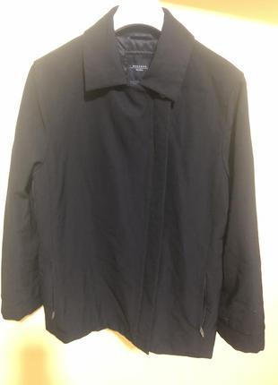 Отличная демисезонная шерстяная куртка , р.38, max mara{ ориги...