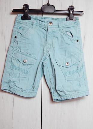 Плотненькие шорты на мальчика 4 лет